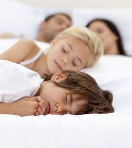 Family-Sleeping