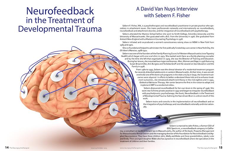Neurofeedback and developmental trauma