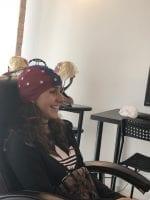 Neurofeedback session