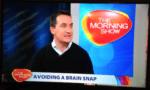 Shane Warren on The Morning Show