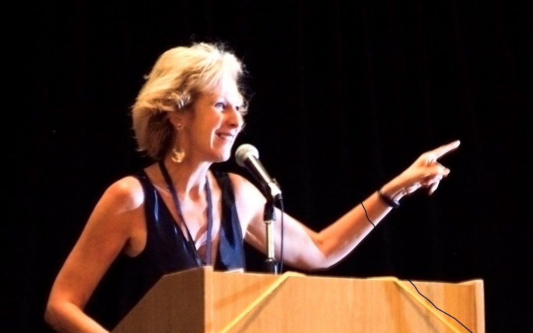 Debbi Joffe Ellis talks about REBT