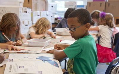Outside factors may help children develop internal control
