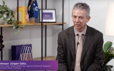 Non-invasive potential treatment for Alzheimer's disease