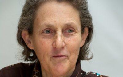 Temple Grandin talks about navigating autism
